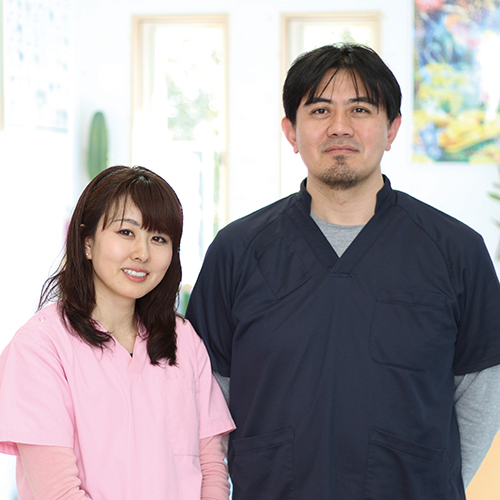 東洋医学と西洋医学のコラボ、夫婦で一緒にホームドクター