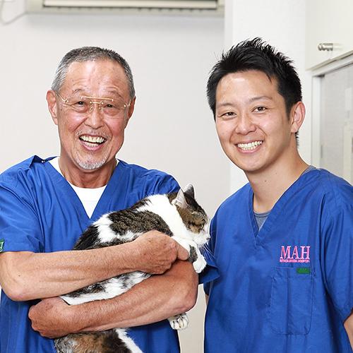 ペットの健康と幸せに寄り添った診療を、これまでも、これからも